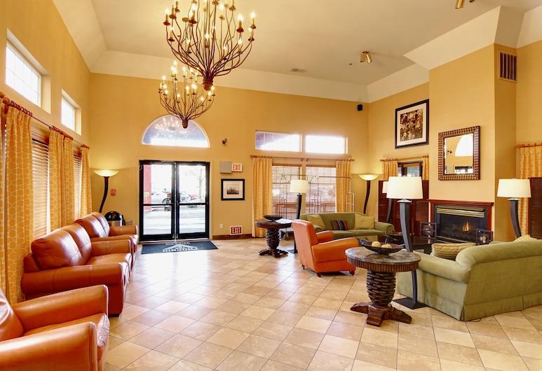 Phoenix Inn Suites Eugene, Eugene, Sitzecke in der Lobby