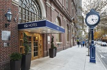 Foto van Club Quarters Hotel in Philadelphia in Philadelphia