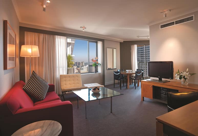 Adina Apartment Hotel Sydney Town Hall, Sydney, Apartment, 1 Bedroom, Guest Room