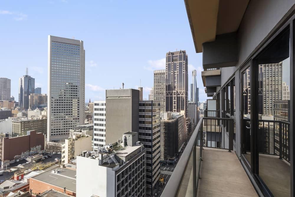 Penthouse, 3 sypialnie, widok na miasto - Z widokiem na miasto
