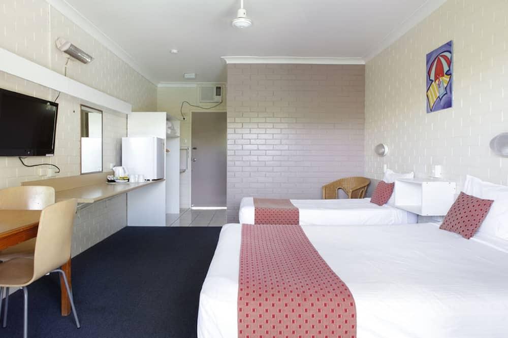 Pokój z 2 pojedynczymi łóżkami - Powierzchnia mieszkalna