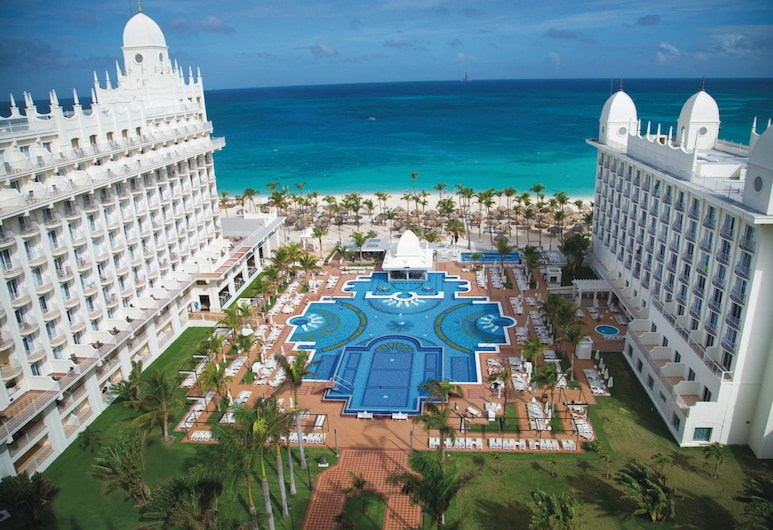 Riu Palace Aruba All Inclusive, Noord, Aerial View