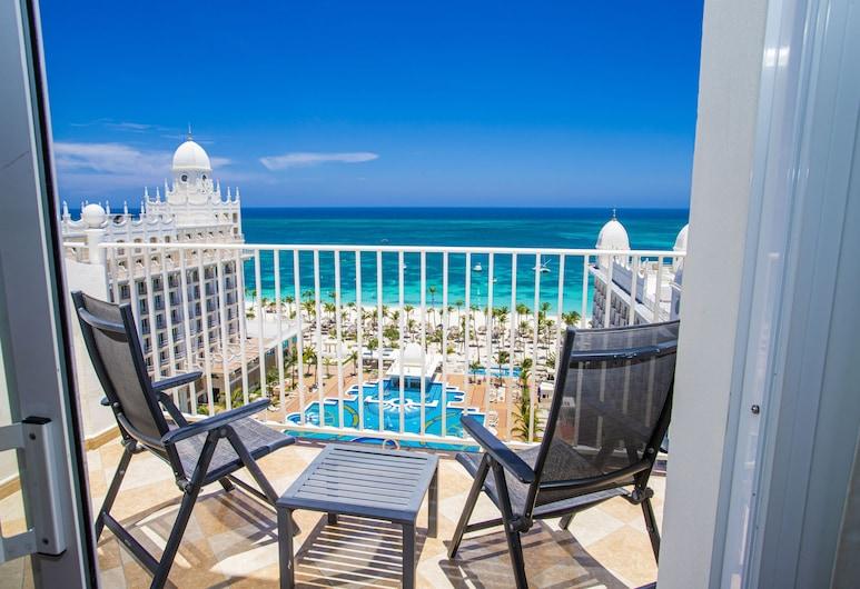 Riu Palace Aruba All Inclusive, Noord, Suite junior, vista al mar (C), Habitación