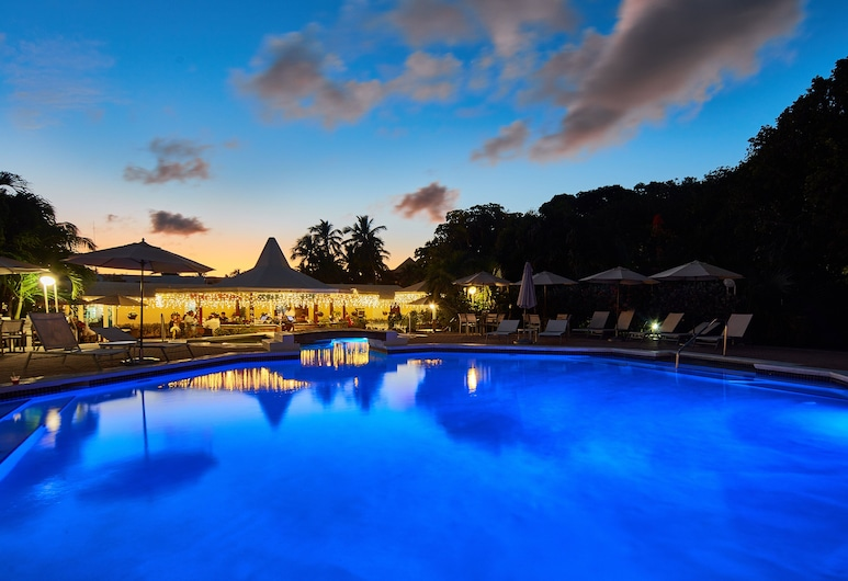 Abaco Beach Resort and Boat Harbour Marina, Marsh Harbour, Hotel Bar