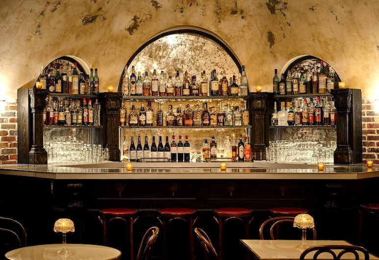 The Roxy Hotel Tribeca, New York, Hotelbar