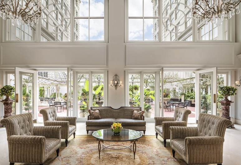 The Ritz-Carlton, New Orleans, New Orleans, Vestibyle