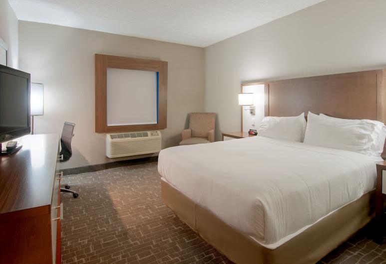 Holiday Inn Express Hotel & Suites Spence Lane, Nashville, Room, 1 Katil Raja (King), Non Smoking (LEISURE), Bilik Tamu