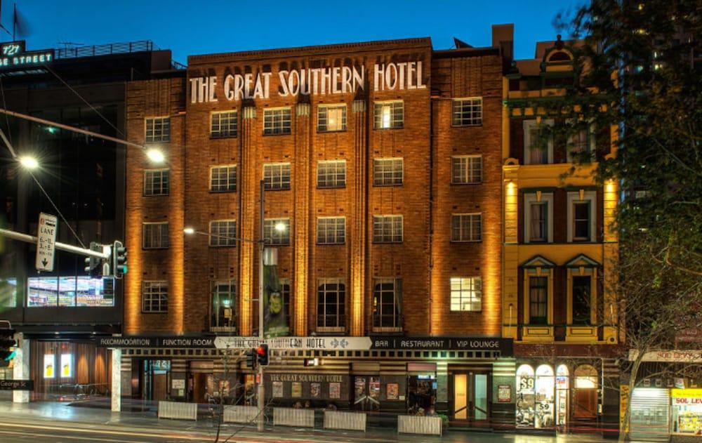 Great Southern Hotel Sydney, Haymarket