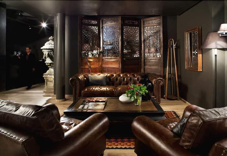 Hotel Pulitzer Paris, Paris, Hotel Lounge