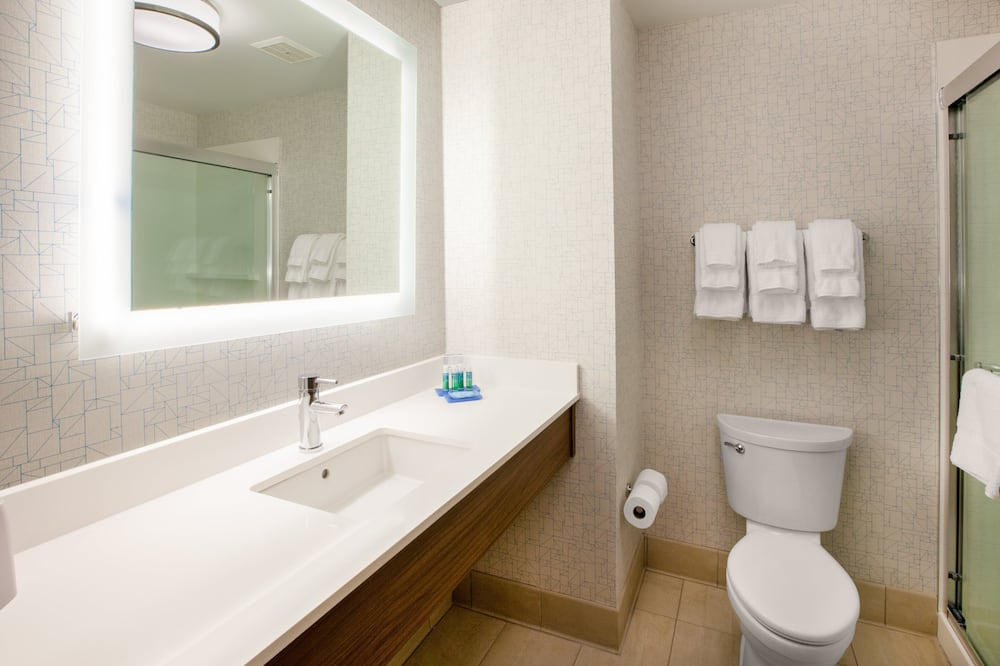 룸, 킹사이즈침대 1개, 금연 (Leisure) - 욕실
