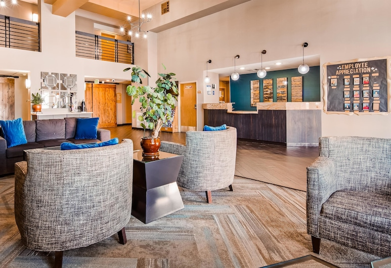 Best Western Plus North Las Vegas Inn & Suites, North Las Vegas, Lobi