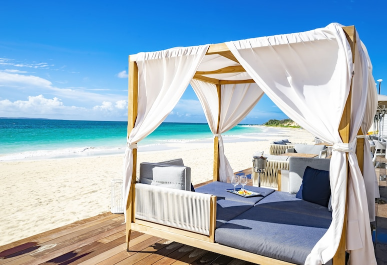 CuisinArt Golf Resort & Spa, Rendezvous Bay, Beach
