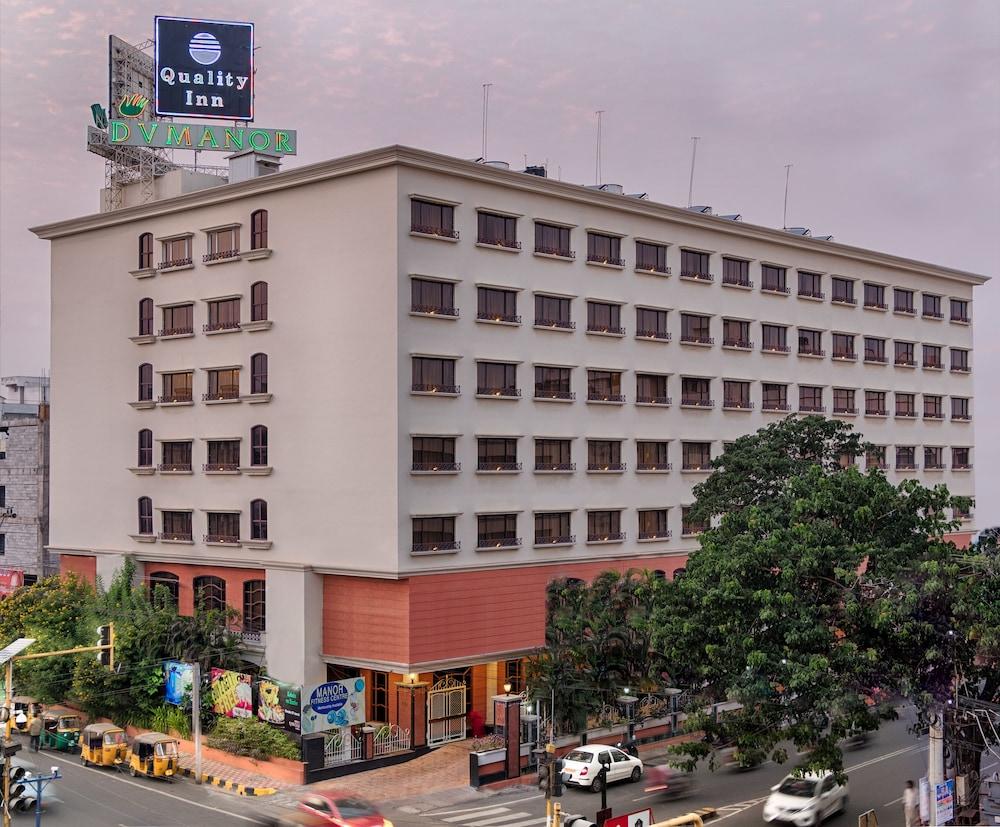 DV 莊園品質酒店, Vijayawada