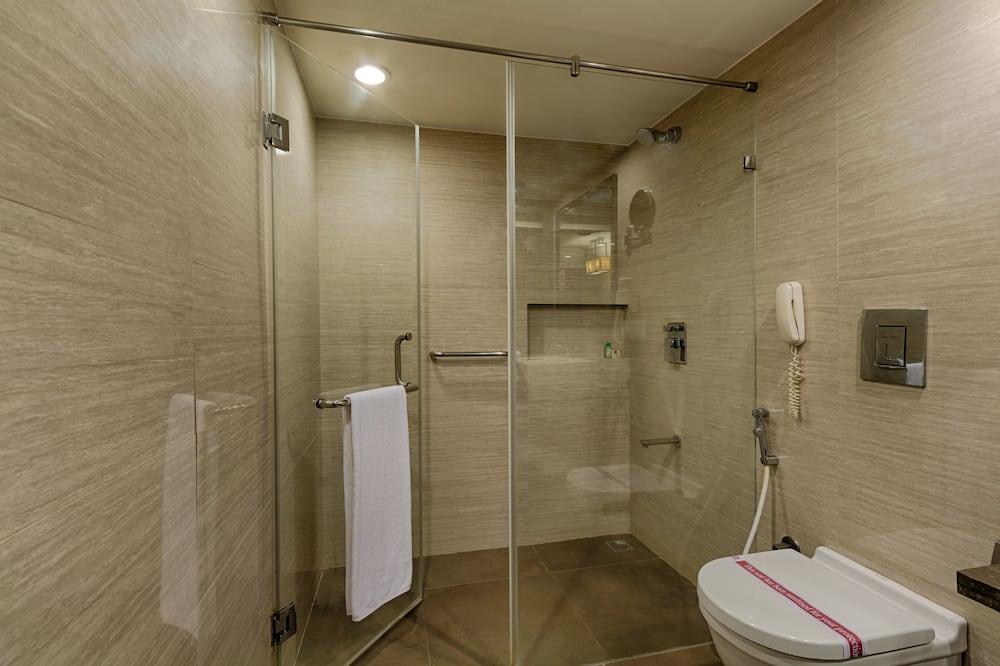 Executive - kahden hengen huone, 2 yhden hengen sänkyä, Tupakointi sallittu - Kylpyhuone