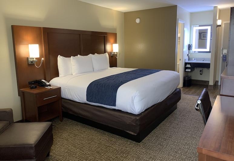 Comfort Inn Nashville - Opryland Area, Nashville, Standardzimmer, 1King-Bett, Nichtraucher, Zimmer