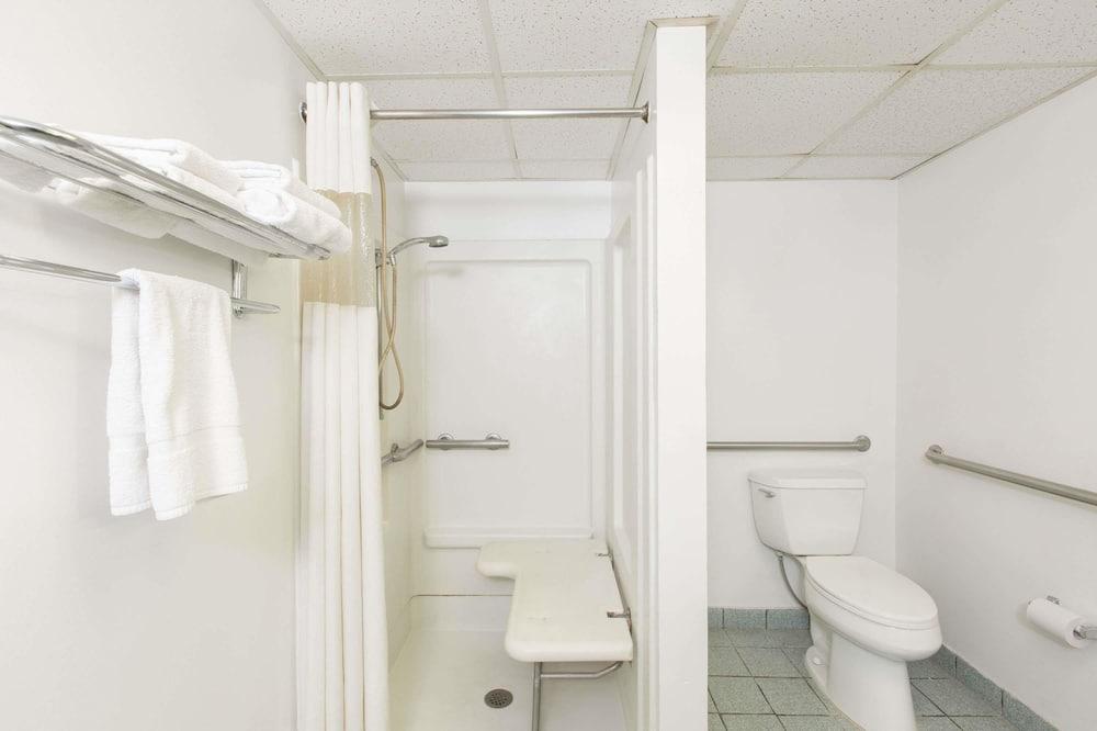 Værelse - handicapvenligt - ikke-ryger - Badeværelse