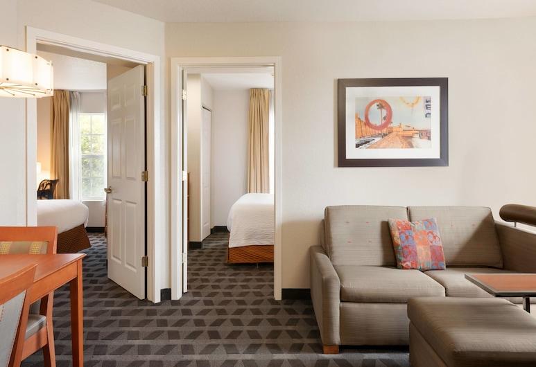 Towneplace Suites by Marriott Ft Lauderdale West, Fort Lauderale, Süit, 2 Yatak Odası, Sigara İçilmez, Oda