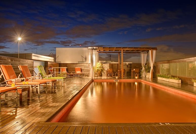 Broadway Hotel & Suites, Buenos Aires, Outdoor Pool