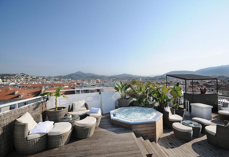Splendid Hotel & Spa Nice, Nizza, Terrasse/Patio