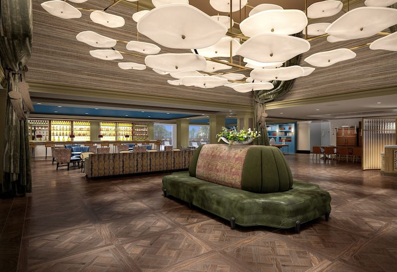 The Burgess Hotel Trademark Collection by Wyndham, Atlanta, Lobby