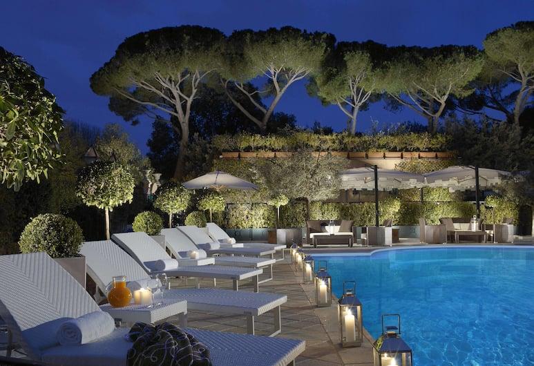 Parco dei Principi Grand Hotel & SPA, Rome, Pool