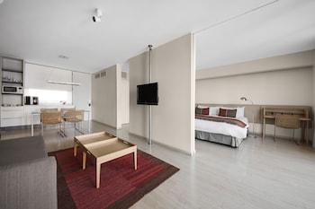 Introduce sus fechas y vea precios de hoteles última hora en Buenos Aires