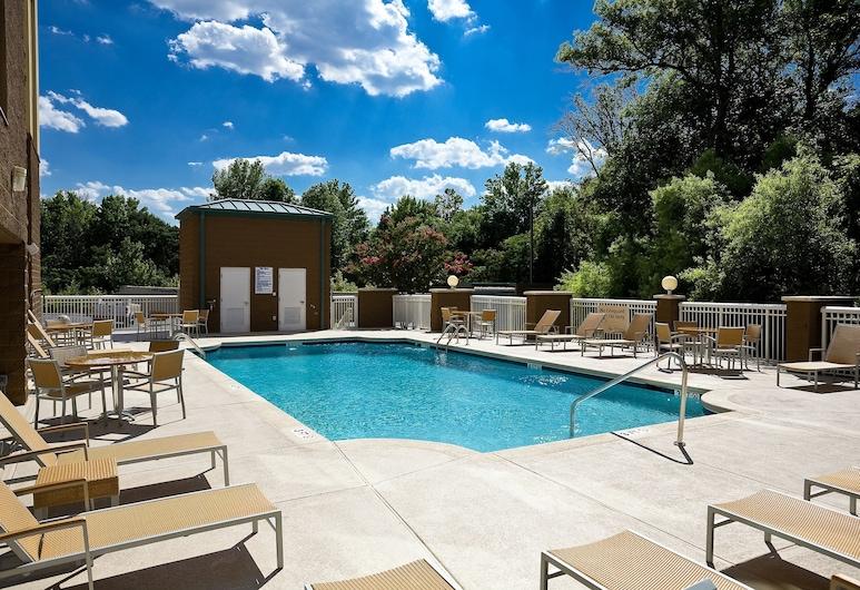 Hampton Inn & Suites Charlotte-Arrowood Rd., Charlotte, Piscina al aire libre