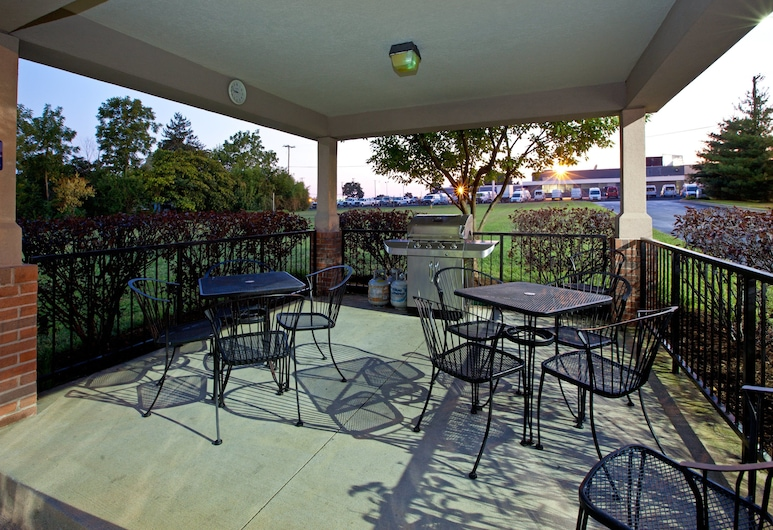 Candlewood Suites Louisville Airport, an IHG Hotel, Louisville, Balcony