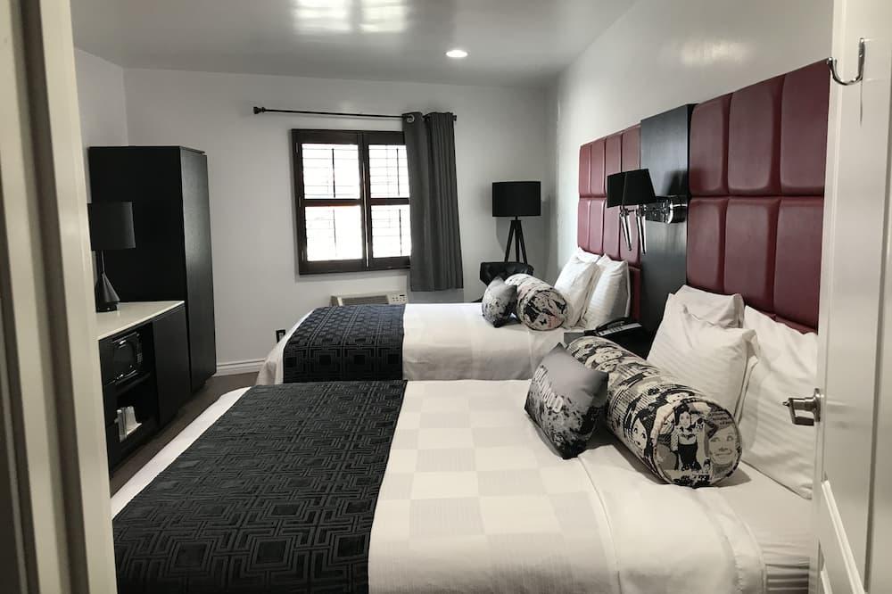 スタンダード ルーム ダブルベッド 2 台 - 客室