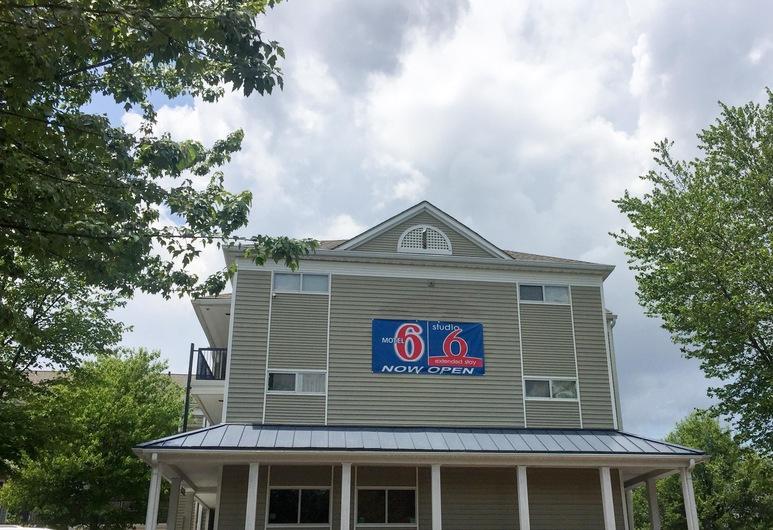 Motel 6 Greensboro, NC - I-40, Grinsboras