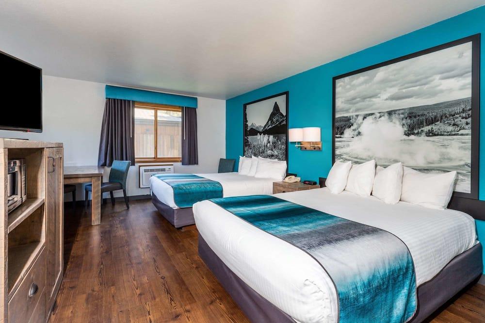 Studio Suite, Multiple Beds, Non Smoking - Guest Room
