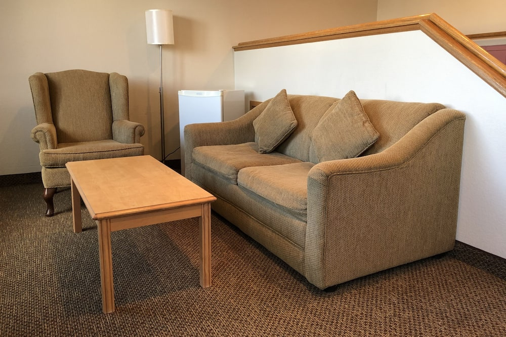 Studio Suite, 1 King Bed, Non Smoking - Living Area