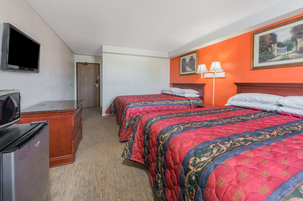 Szoba, 2 kétszemélyes ágy - Vendégszoba