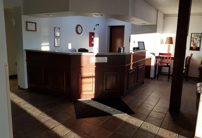 Sky-Palace Inn & Suites Northfield, Northfield, Recepción