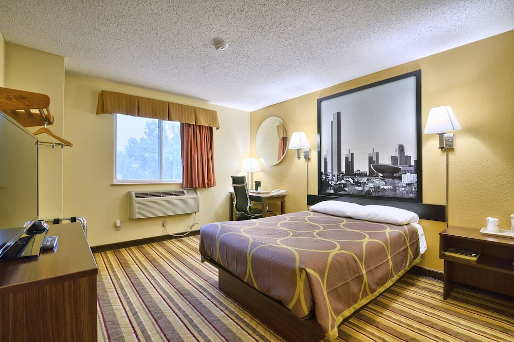 Standaard kamer, 1 tweepersoonsbed, niet-roken - Kamer