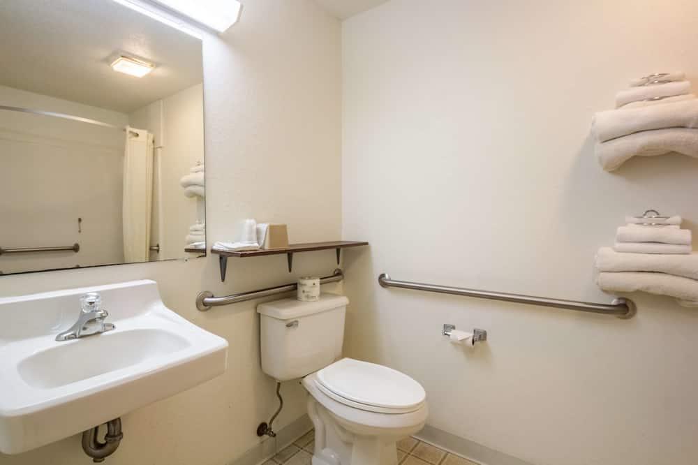Phòng Tiêu chuẩn, 1 giường cỡ queen, Không hút thuốc - Phòng tắm