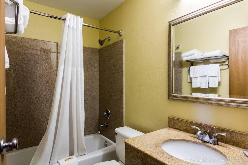 Habitación estándar, 1 cama Queen size, para fumadores - Baño