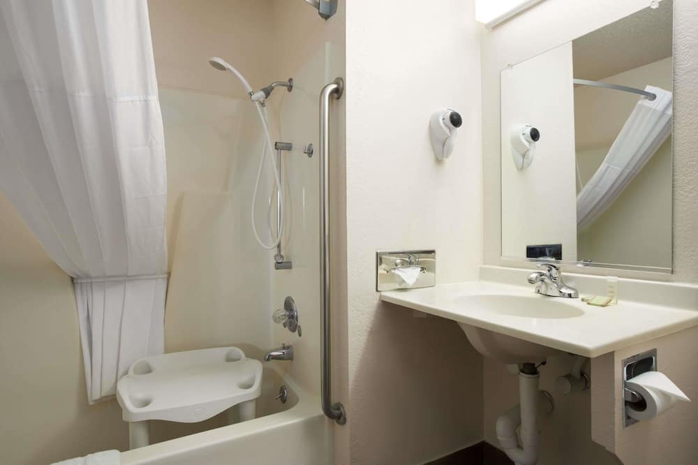 客房, 1 張加大雙人床, 非吸煙房 - 浴室