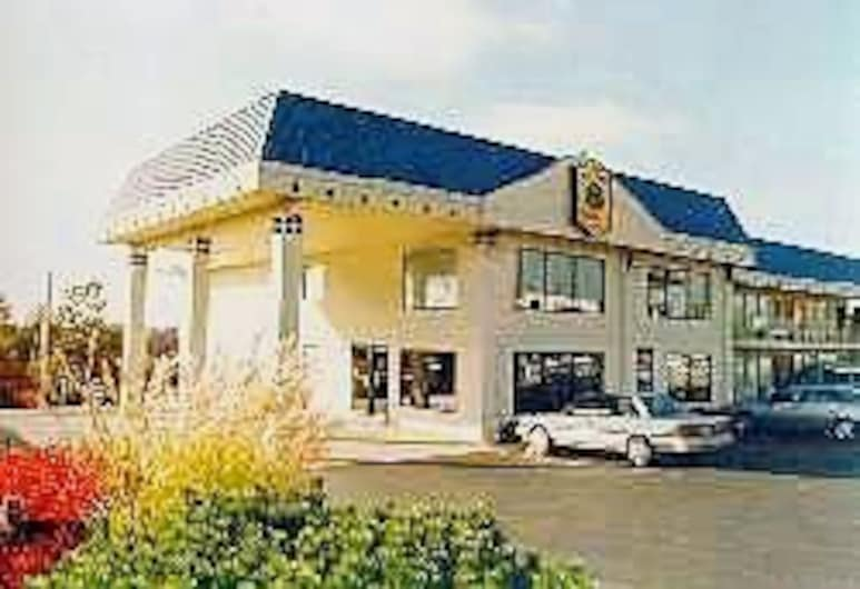 Lakeview Inn, Branson West, Exterior