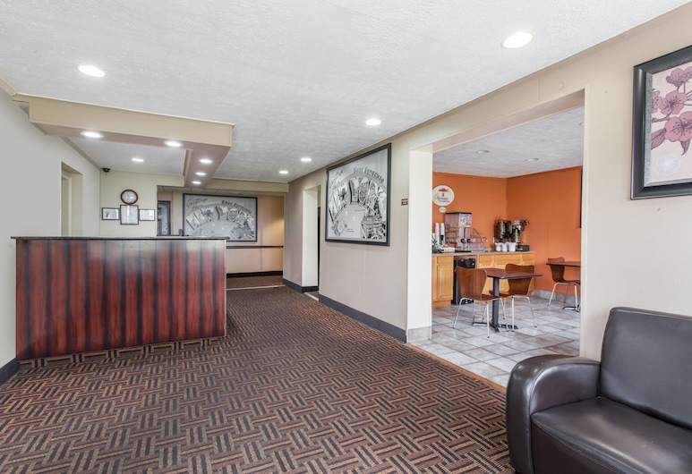 Executive East Syracuse Hotel, East Syracuse, Salon de la réception