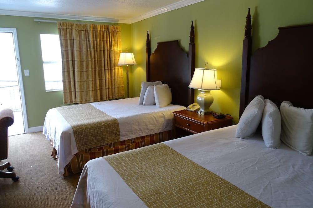 Phòng, 2 giường cỡ queen, Không hút thuốc - Phòng
