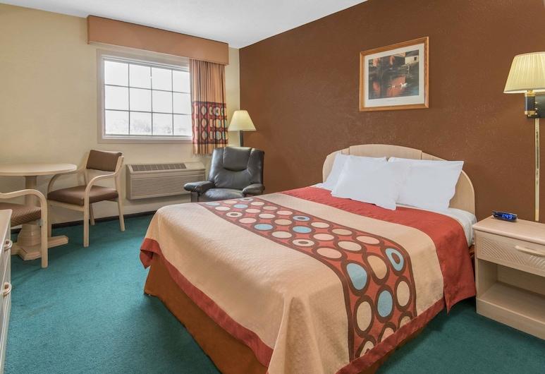 Super 8 by Wyndham Wooster, Wooster, Habitación, 1 cama Queen size, para no fumadores, Habitación