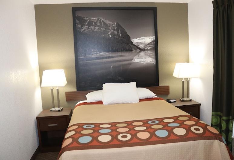 Super 8 by Wyndham Hinton, Hinton, Suite ejecutiva, 1 cama Queen size, para no fumadores, Habitación