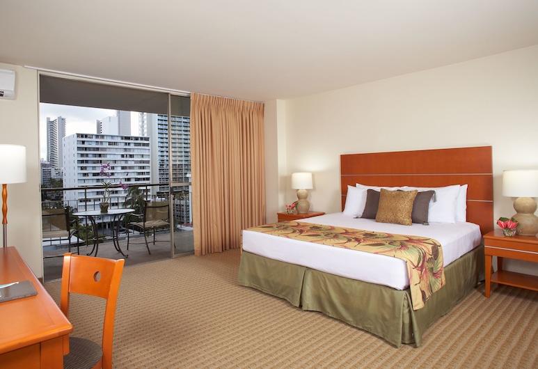 펄 호텔 와이키키, 호놀룰루, 스탠다드룸, 객실