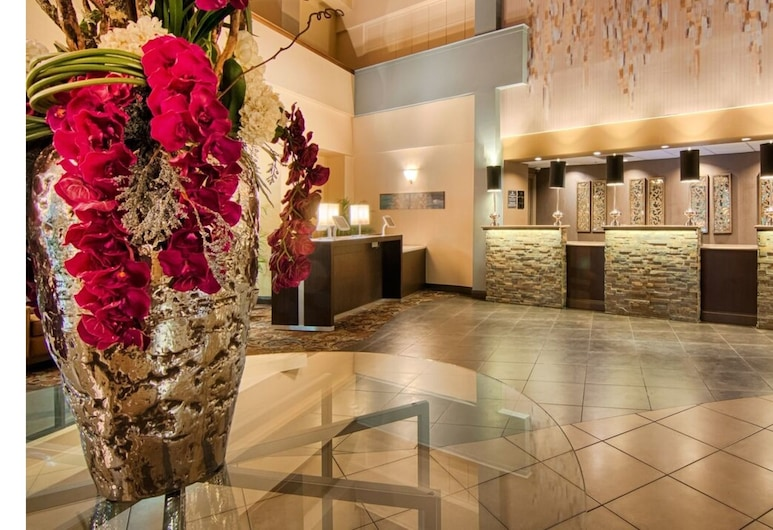 Comfort Inn & Suites At Copeland Tower, Metairie, Lobby