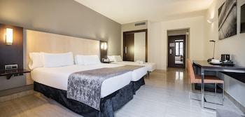 巴塞隆納奧米蘭特依路尼恩飯店的相片