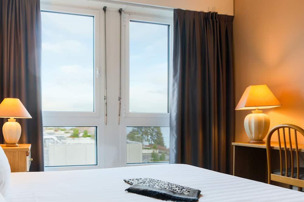 Standard-Zweibettzimmer, 2Einzelbetten - Ausblick vom Zimmer