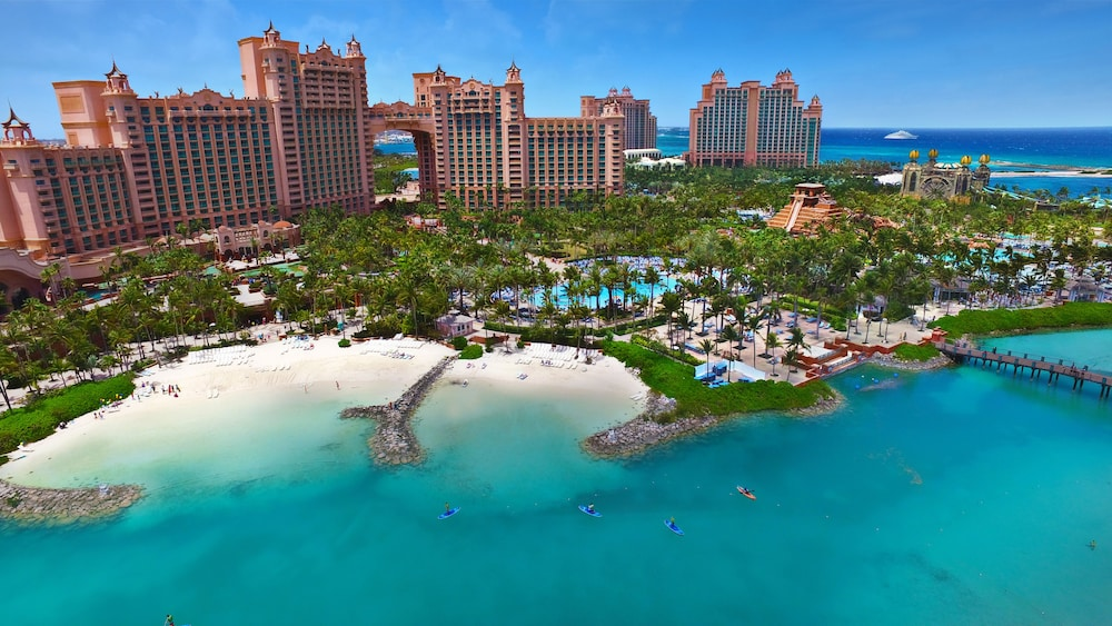 The C At Atlantis Autograph Collection Paradise Island Aerial View