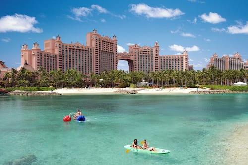 The Royal At Atlantis Auf Paradise Island Hotels Com