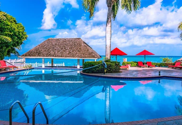 Royal Decameron Montego Beach - All Inclusive, Montego Bay, Utendørsbasseng